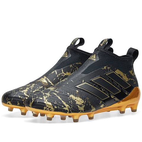san francisco 15ae4 8b618 adidas ACE 17+ PureControl FG/AG Pogba Capsule Collection - Core Black/Gold  LIMITED EDITION