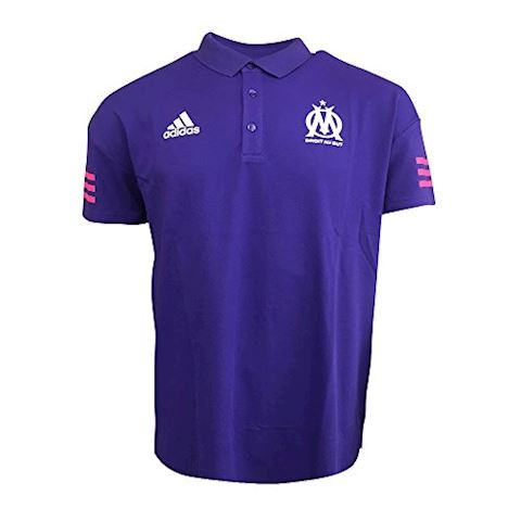 adidas Olympique Marseille Third Polo Shirt Image 3