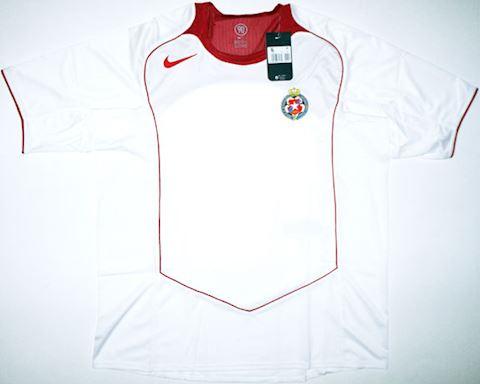 Nike Wisla Kraków Mens SS Away Shirt 2004/05 Image