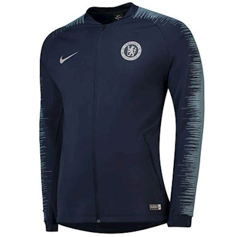 f79222b37 Nike Chelsea FC Anthem Men s Football Jacket - Blue Image