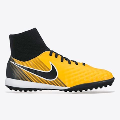 Nike Jr. MagistaX Onda II Dynamic Fit Older Kids' Artificial-Turf Football Shoe - Orange Image