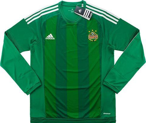 adidas Rapid Vienna Mens LS Player Issue Home Shirt 2015/17 Image