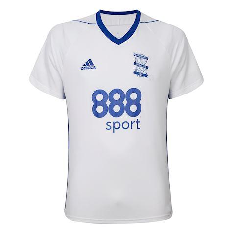 adidas Birmingham City Mens SS Away Shirt 2017/18 Image