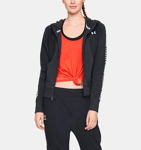 5c667f215d Under Armour Women's UA Microthread Fleece Graphic Full Zip