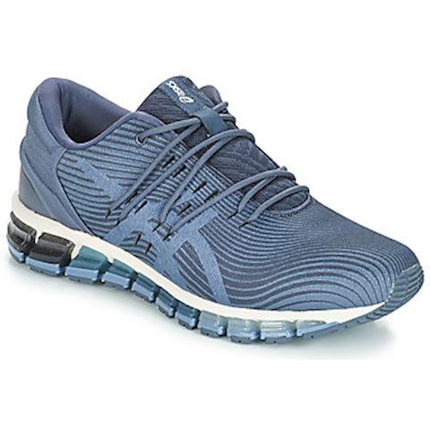 sale retailer c892d 0bc6d Asics GEL-QUANTUM 360 4 men's Shoes (Trainers) in Blue