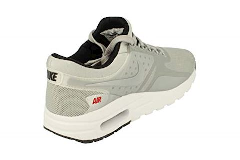 Nike Air Max Zero QS Older Kids' Shoe - Silver Image 3