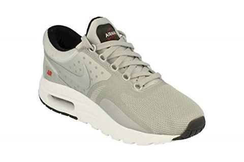 Nike Air Max Zero QS Older Kids' Shoe - Silver Image 4