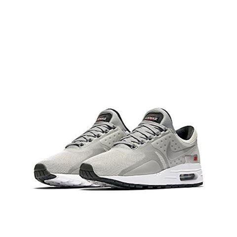 Nike Air Max Zero QS Older Kids' Shoe - Silver Image 6