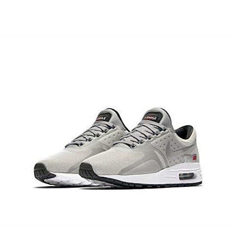 Nike Air Max Zero QS Older Kids' Shoe - Silver Image 7