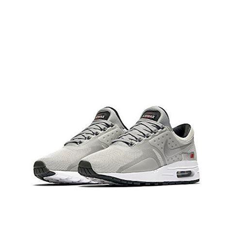 Nike Air Max Zero QS Older Kids' Shoe - Silver Image 8