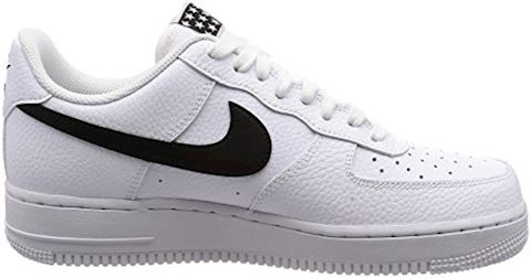 Nike Air Force 1 07 Men's Shoe - White Image 6