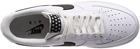 Nike Air Force 1 07 Men's Shoe - White Image 7