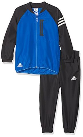 adidas Tracksuit Messi - Utility Black/Blue/White Kids