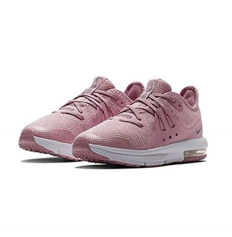 Nike Air Max Sequent 3 Younger Kids' Shoe - Pink Image 4