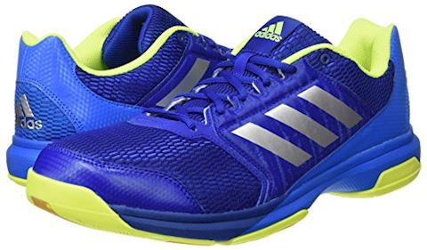 adidas  MULTIDO ESSENCE  men's Indoor Sports Trainers (Shoes) in blue