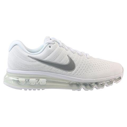 Nike Air Max 2017 Older Kids'Running Shoe - White Image