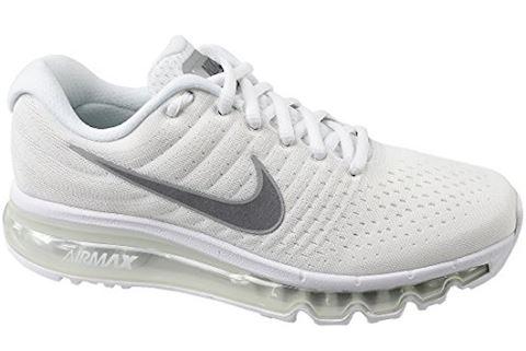 Nike Air Max 2017 Older Kids'Running Shoe - White Image 2