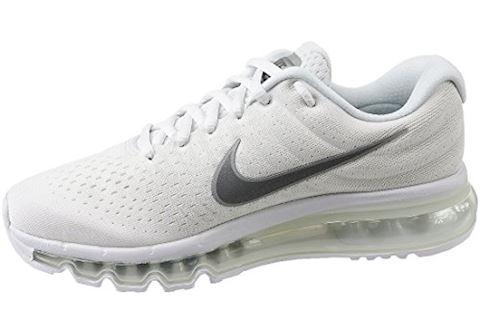 Nike Air Max 2017 Older Kids'Running Shoe - White Image 3