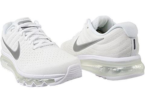 Nike Air Max 2017 Older Kids'Running Shoe - White Image 6