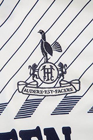 Score Draw Tottenham Hotspur Mens SS Home Shirt 1986/87