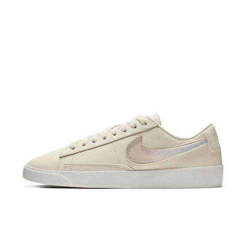 low priced d624e b0433 Nike Blazer Low Lux Premium Women s Shoe - Cream Image