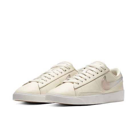 df81a8ebc6 Nike Blazer Low Lux Premium Women's Shoe - Cream