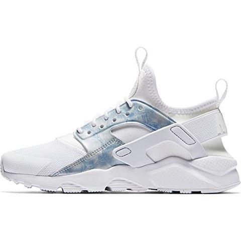 Nike Air Huarache Ultra Older Kids' Shoe - White Image 3