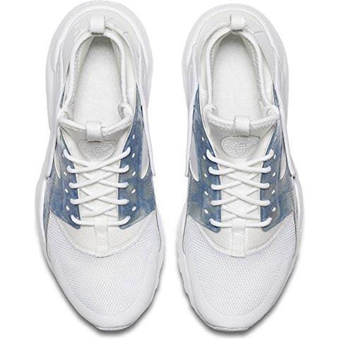 Nike Air Huarache Ultra Older Kids' Shoe - White Image 5