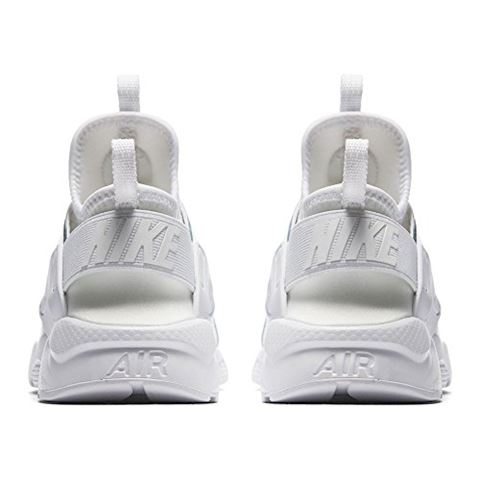 Nike Air Huarache Ultra Older Kids' Shoe - White Image 6