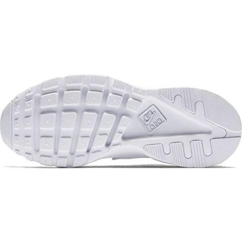 Nike Air Huarache Ultra Older Kids' Shoe - White Image 7