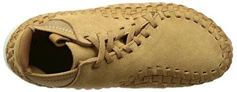 Nike Air Footscape Woven Chukka Men's Shoe - Gold