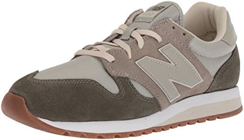 New Balance  WL520  women's Shoes (Trainers) in Green Image
