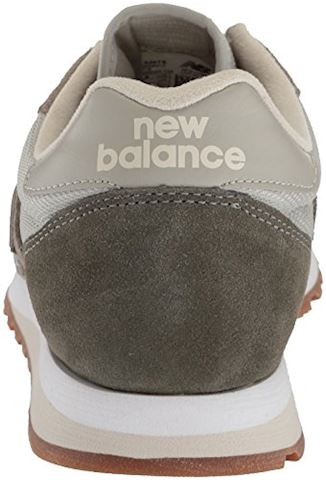 New Balance  WL520  women's Shoes (Trainers) in Green Image 2