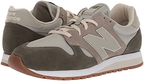 New Balance  WL520  women's Shoes (Trainers) in Green Image 5