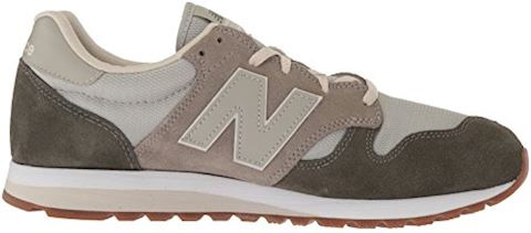 New Balance  WL520  women's Shoes (Trainers) in Green Image 6
