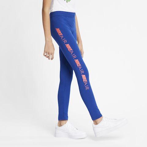 Nike Air Older Kids' (Girls') Leggings - Blue Image
