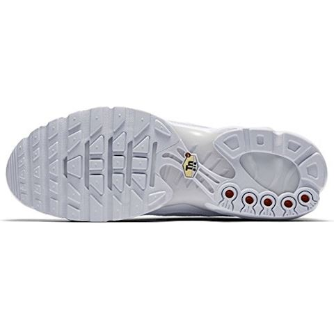 Nike Air Max Plus Men's Shoe - White Image 14