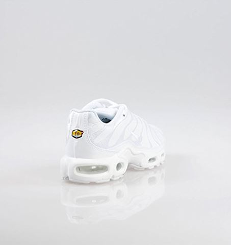 Nike Air Max Plus Men's Shoe - White Image 2