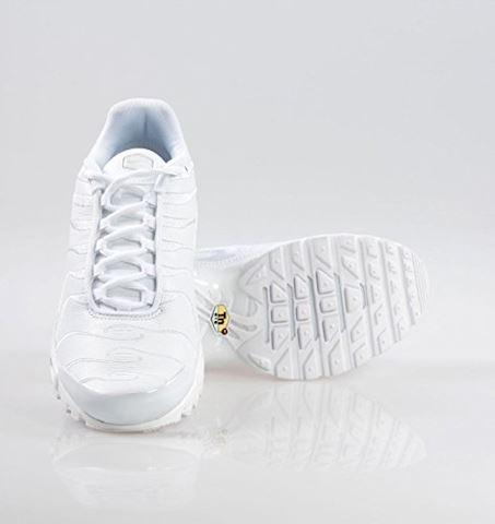 Nike Air Max Plus Men's Shoe - White Image 3