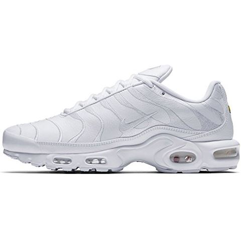 Nike Air Max Plus Men's Shoe - White Image 6