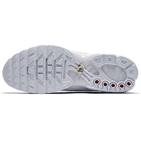 Nike Air Max Plus Men's Shoe - White Image 9