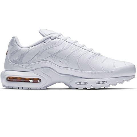 Nike Air Max Plus Men's Shoe - White Image 10