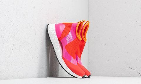 3541add8b0e3f adidas x Stella McCartney Ultraboost X All Terrain Energy  Shock Pink  Core  Red Image