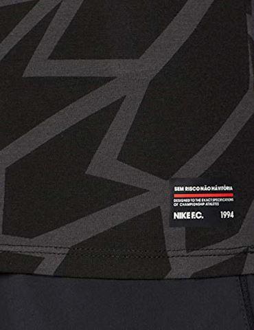 Nike F.C. Dri-FIT Men's Printed Football T-Shirt - Black