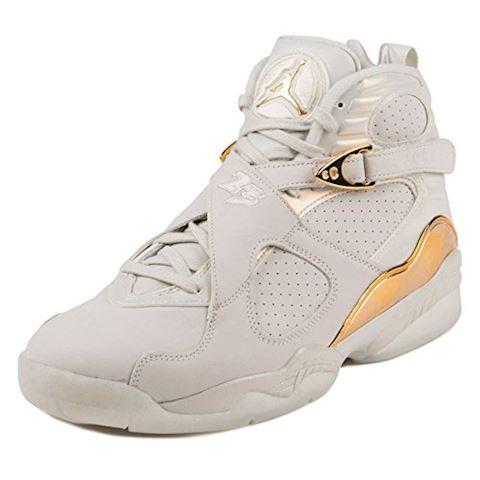 Nike Air Jordan 8 Retro C&C Men's Shoe - Cream Image