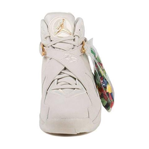 Nike Air Jordan 8 Retro C&C Men's Shoe - Cream Image 3