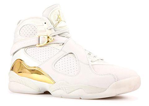 Nike Air Jordan 8 Retro C&C Men's Shoe - Cream Image 6