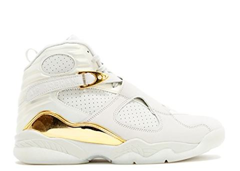 Nike Air Jordan 8 Retro C&C Men's Shoe - Cream Image 7
