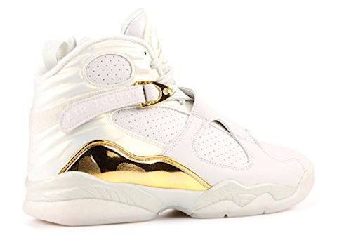 Nike Air Jordan 8 Retro C&C Men's Shoe - Cream Image 8