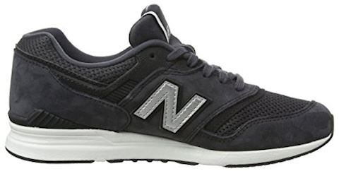 New Balance  WL697  women's Shoes (Trainers) in White Image 6